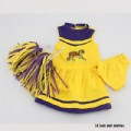 18 inch champion cheering-section doll clothing doll dress(bcd48)